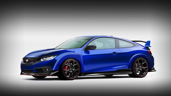 Honda Civic Type R Coupe