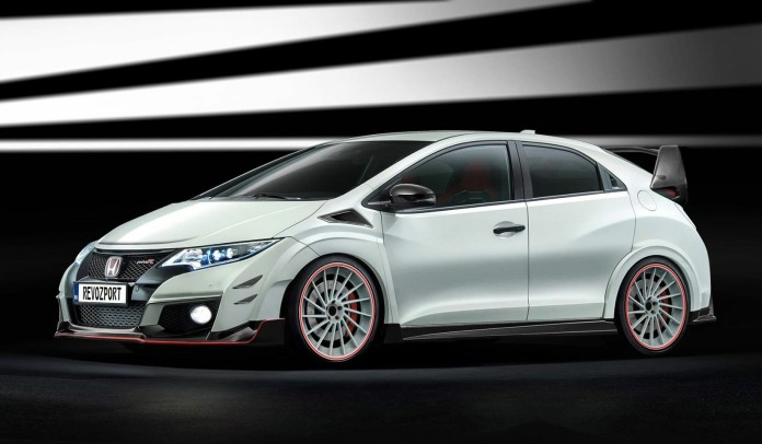 Honda Civic Type-R by Revozport (1)
