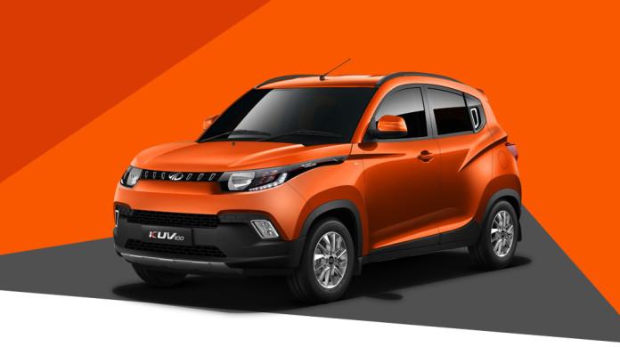 Mahindra KUV100 (2)