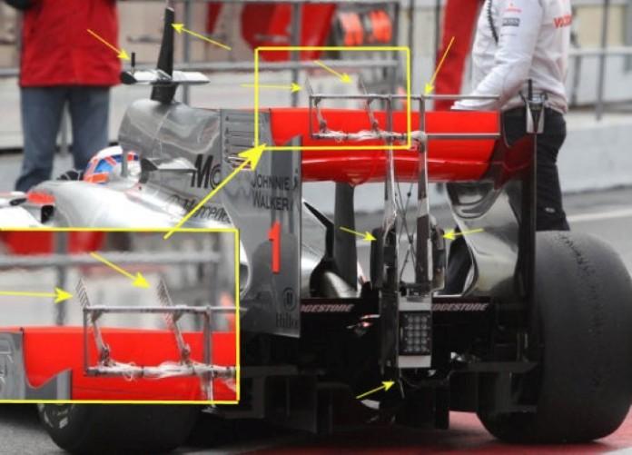 McLaren F-Duct