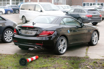 Mercedes SLC 2016 spy photos (12)