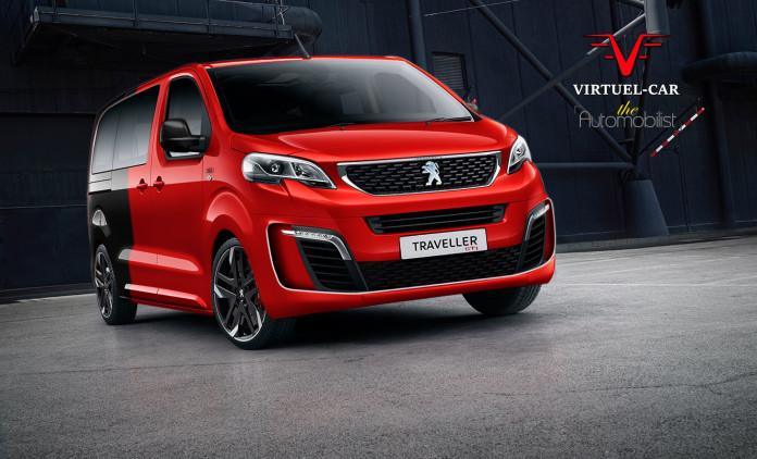 Peugeot Traveller GTi