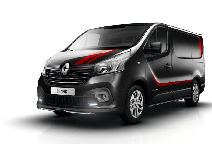 Renault Trafic Sport Pack 1