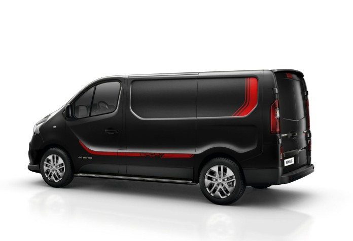 Renault Trafic Sport Pack 2