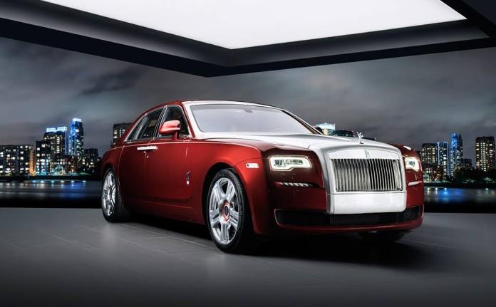 Rolls-Royce Ghost Red Diamond (2)