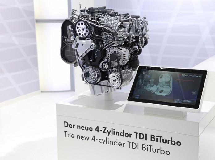 Volkswagen Passat Generation 8