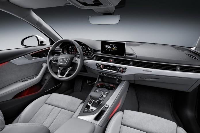 2017 Audi A4 Allroad Quattro 41