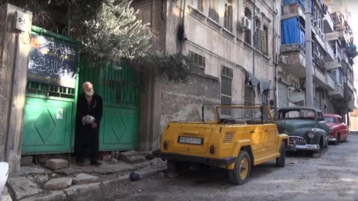 Aleppo_cars