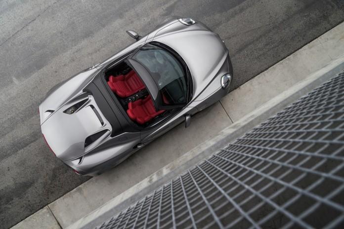 Alfa Romeo 4C & 4C Spider MY2016 10