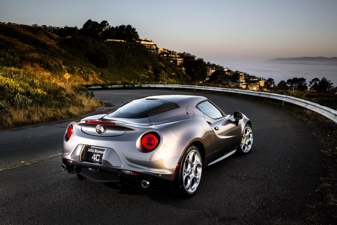Alfa Romeo 4C & 4C Spider MY2016 4