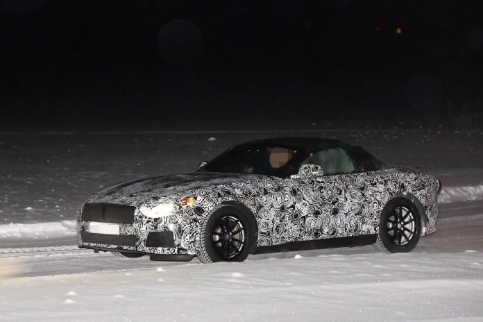 BMW Z5 spy photos (2)