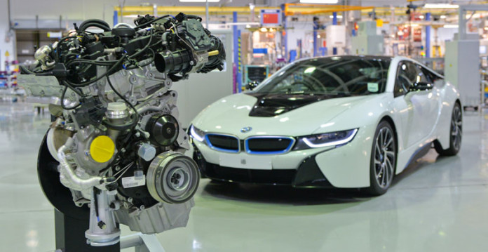 BMW-i8-3-cylinder-engine