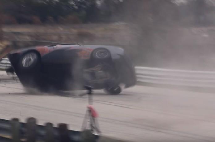 Camaro Crash