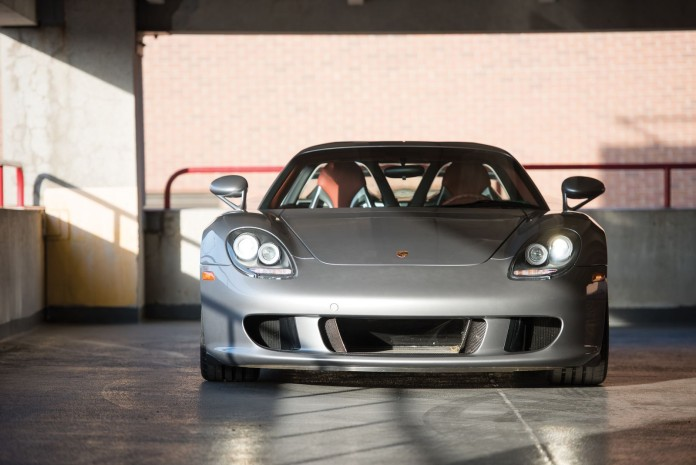 Carrera GT auction5