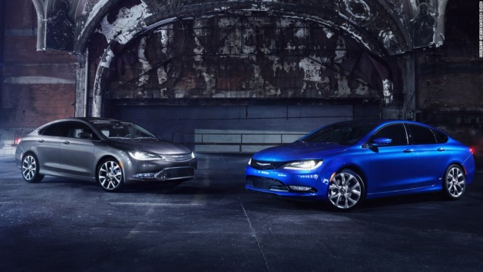 Dodge Dart and Chrysler 200