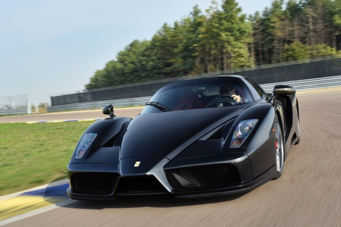 Ferrari Enzo in auction (2)