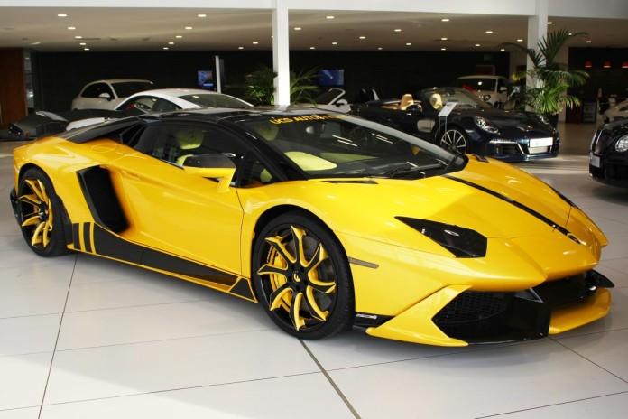 Lamborghini Aventador for sale (1)