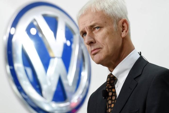 Matthias Muller Volkswagen vw (2)
