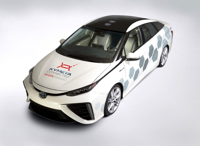 Toyota Mirai Research Vehicle (1)