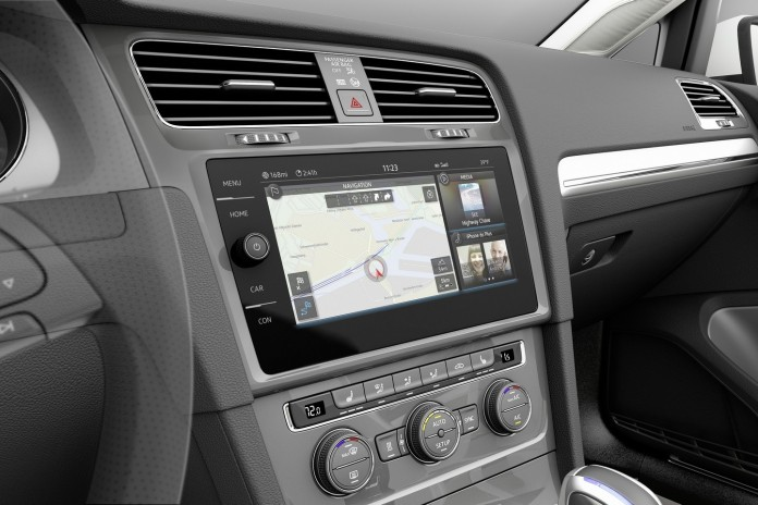 VW e-Golf Touch