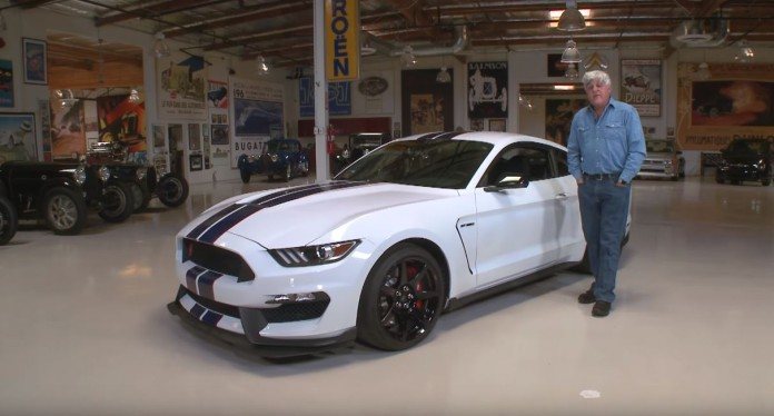 2015 Ford Mustang Shelby GT350R