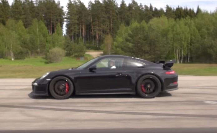 911 GT3 Vs Audi RS 7