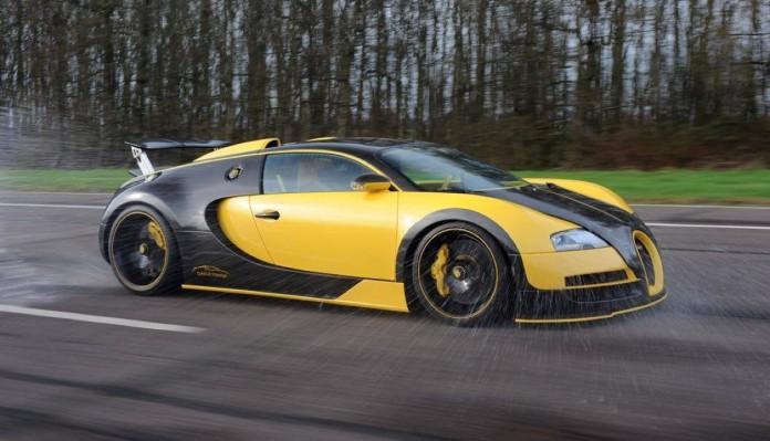 Bugatti Veyron by Oakley Design (1)