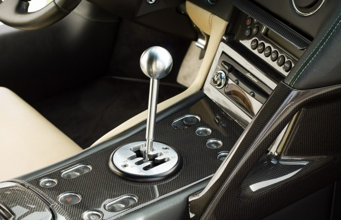 Gated shifter 2