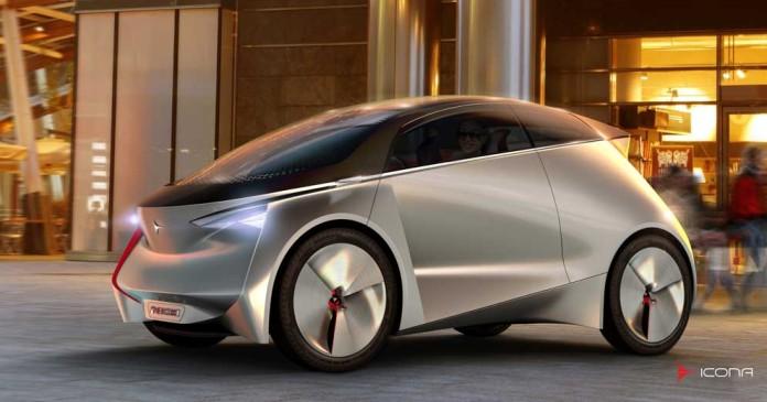 Icona Neo Concept city car (11)