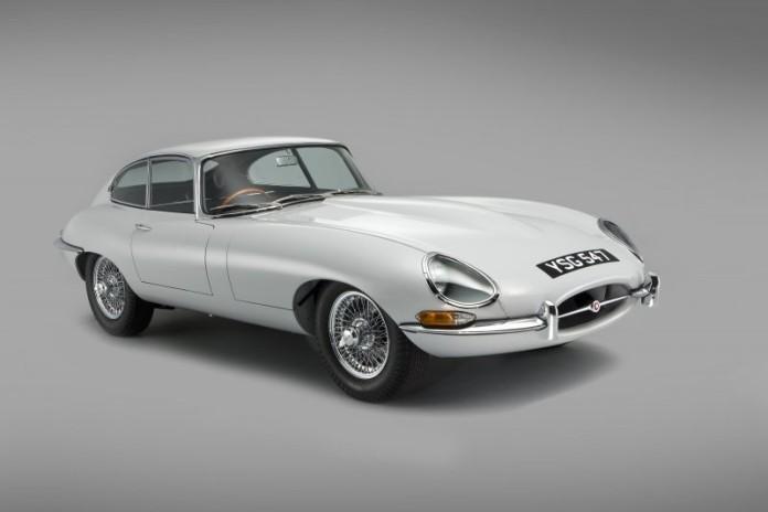 Jaguar E-Type restoration (1)