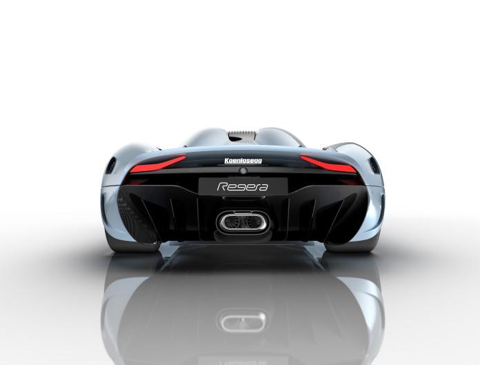 Koenigsegg Regera 1