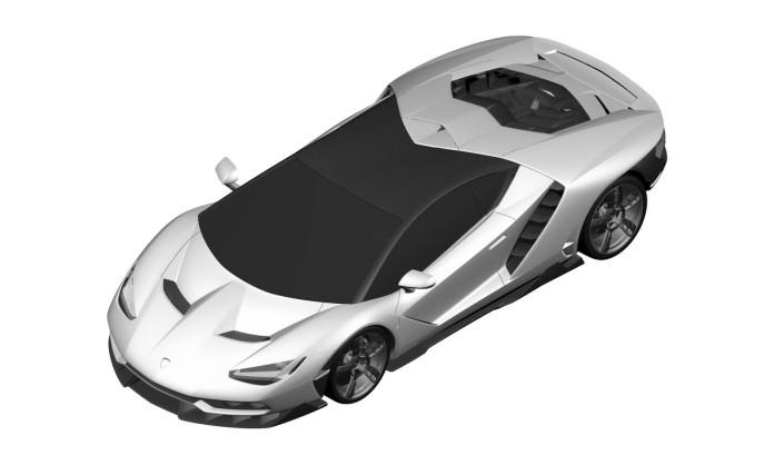 Lamborghini Centenario LP770-4 (1)