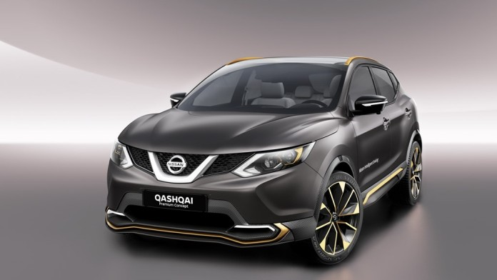 Nissan Qashqai and X-Trail Premium Concepts (4)