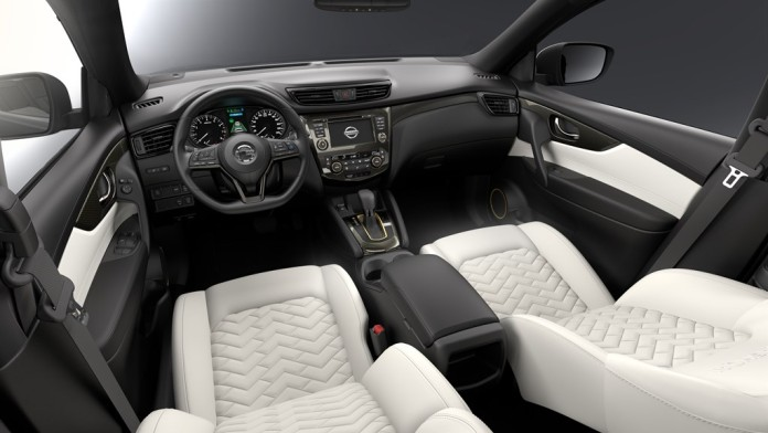Nissan Qashqai and X-Trail Premium Concepts (8)