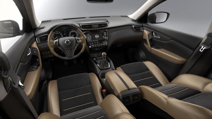 Nissan Qashqai and X-Trail Premium Concepts (9)