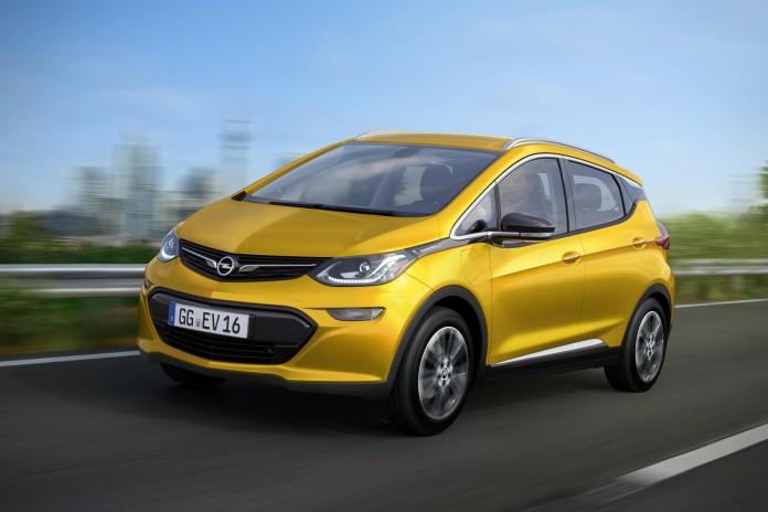Opel Ampera-e 2