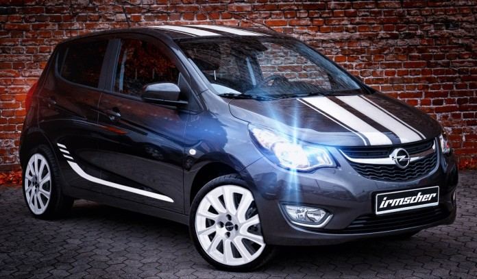 Opel Karl Race Edition by Irmscher
