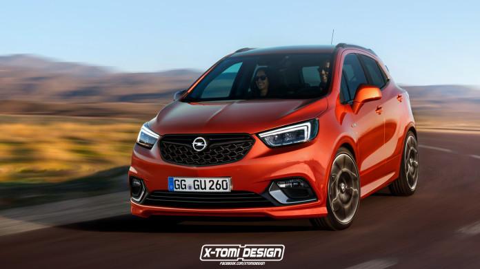 Opel Mokka X OPC2