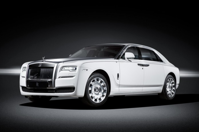 Rolls-Royce Ghost Eternal Love (1)