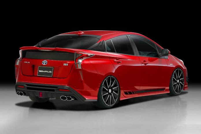 Toyota Prius by Wald International (2)