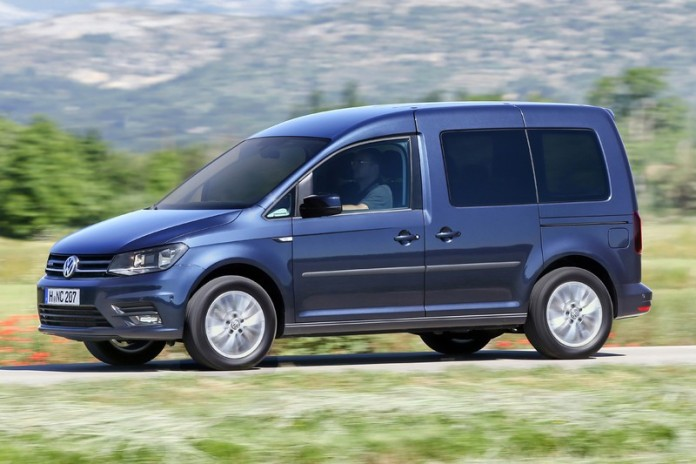 Volkswagen Caddy 2016 Natural Gas and DSG (1)