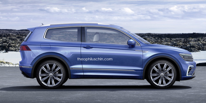 Volkswagen Tiguan 7-Seater and Coupe (3)