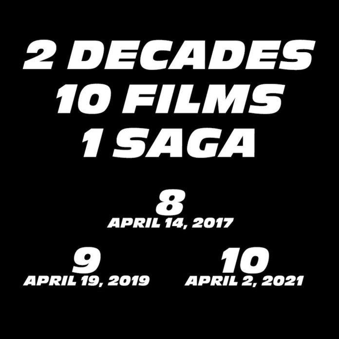 fast and furious dates