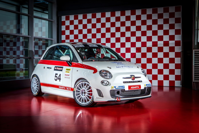 Abarth 595 OT Touring Car