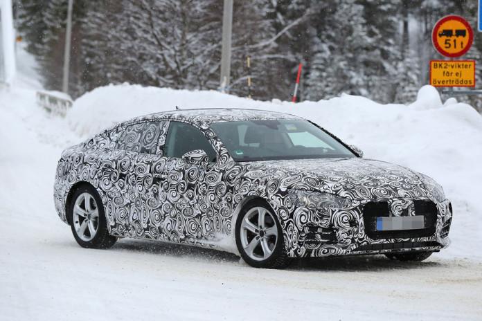 Audi-A5-Sportback 2017 spy photos (3)