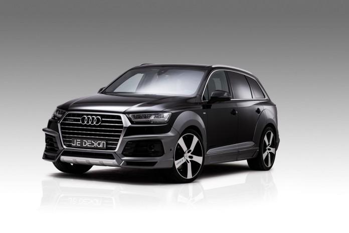 Audi Q7 by JE Design 1