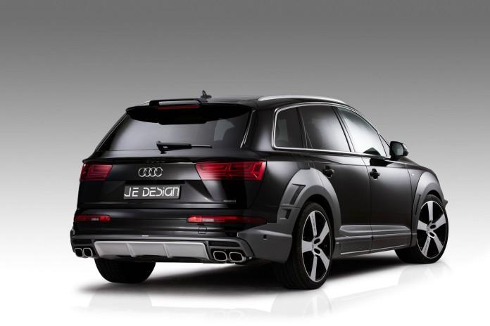 Audi Q7 by JE Design 10