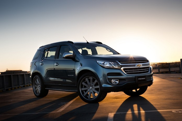 Chevrolet Trailblazer Premier concept (1)