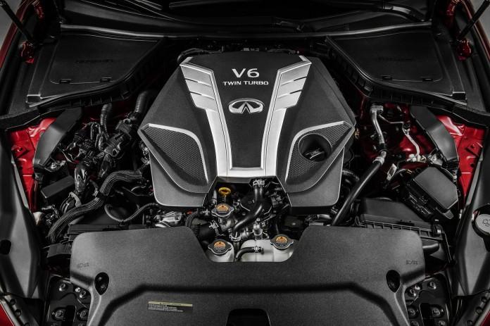 Infiniti introduce nuevo motor V6 3.0L twin turbo en su sedán i