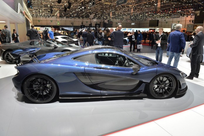 McLaren P1 Carbon by MSO in Geneva 2016 (3)